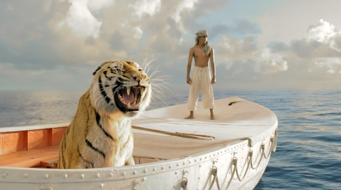 Life of Pi goes from page to screen without being lost at sea.